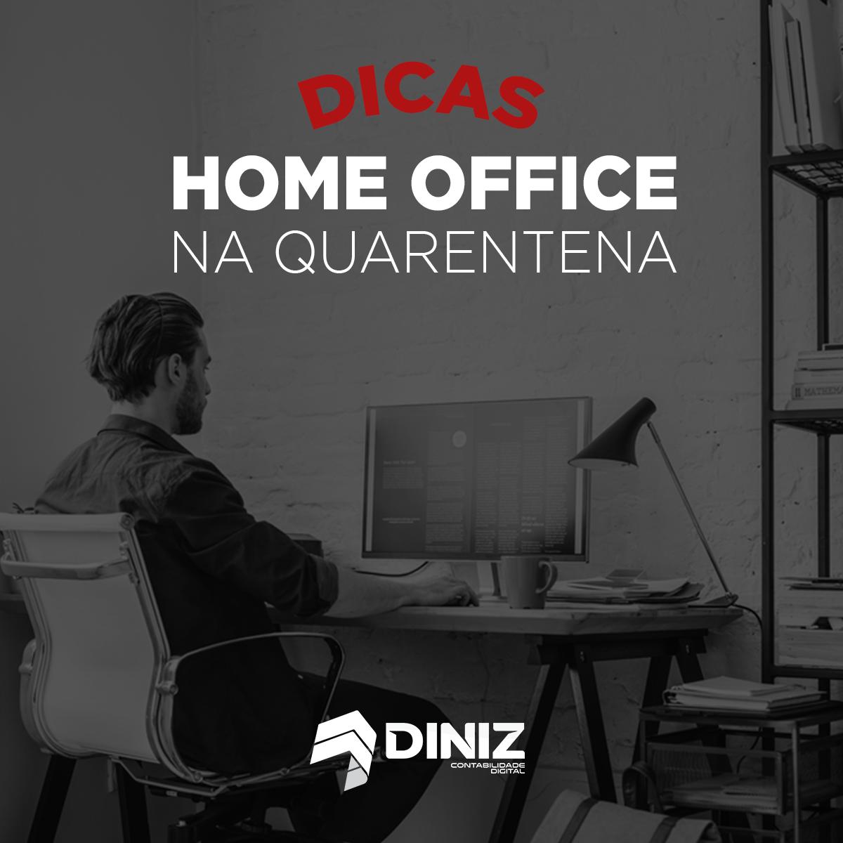 Home Office em tempos de Coronavírus (Dicas)